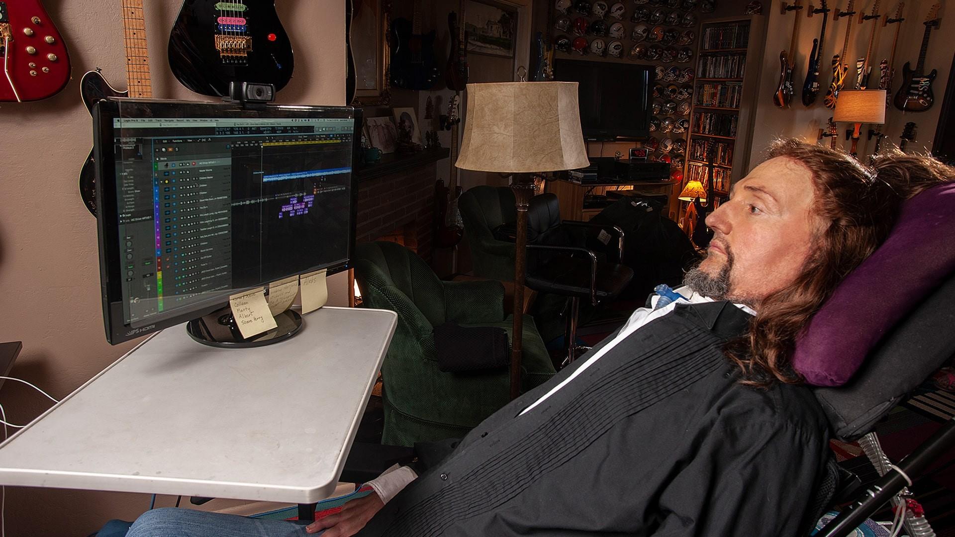 Read more about the article Jason Becker w oczach Steve'a Liebicha – legenda Rocka, która zainspirowała cały świat